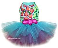 Birds of Feather Tutu