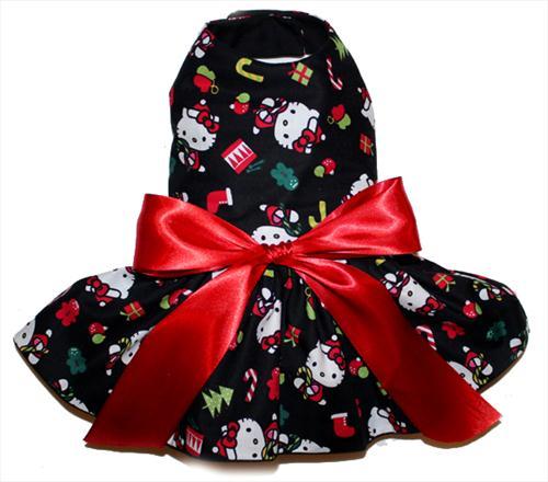 Kitty Christmas Dress