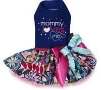 Mommy (or Daddy) Loves Me Dress