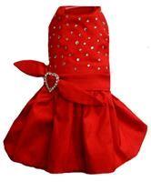 Diamond Silk Dress