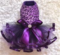 Safari Tutu Purple