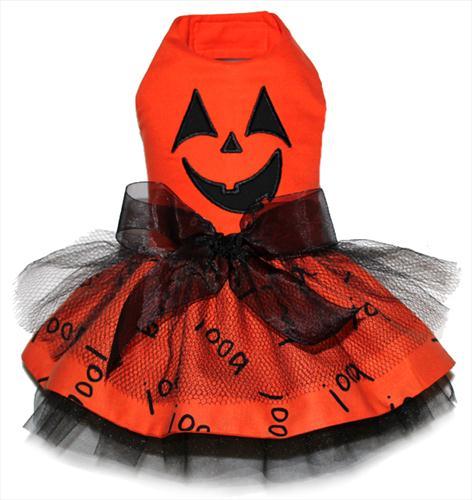 Jack o Lantern Dress