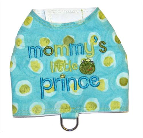 Mommy's Little Prince Vest