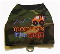 Mommy's Little Man Vest