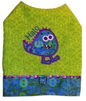 Personlized Monster Vest