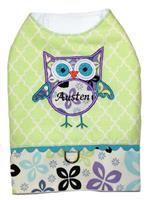 Personlized Owl Vest