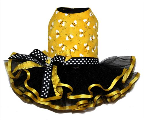 Queen Bee Tutu Dress
