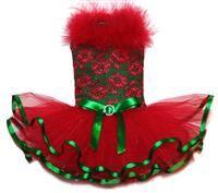 The Fou Fou Tutu Christmas Dress