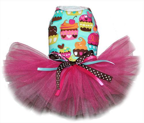Baker's Delight Cupcake Tutu