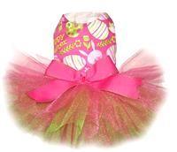 Pink & Green Easter Tutu