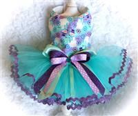 Winter Wonderland Ballerina Dress