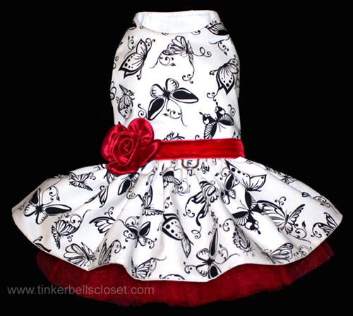 The Flutterby Dress