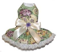 Sage Rose Garden Dress