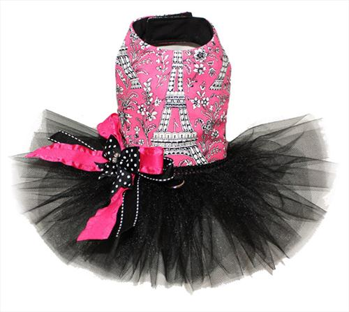 Eiffel Tower Tutu Dress