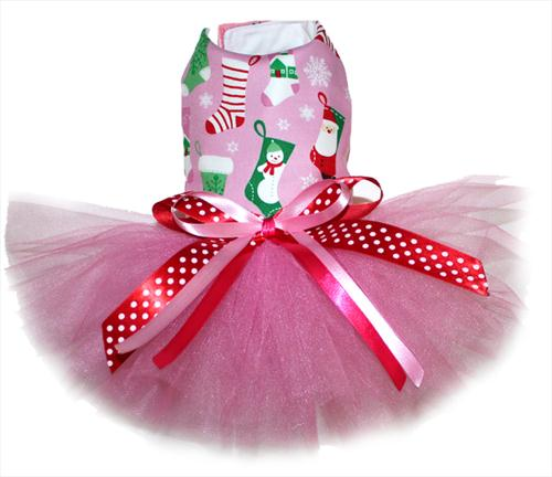 Pink Stocking Tutu