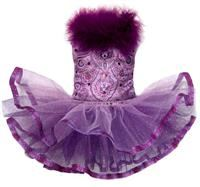 Purple Perfection Princess Dress