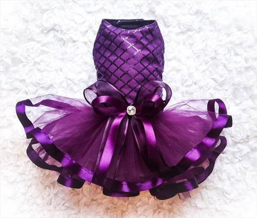Purple Majesty Tutu