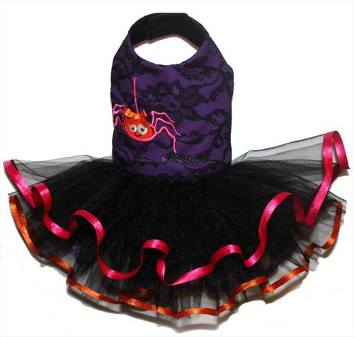 Spider Lace Halloween Couture