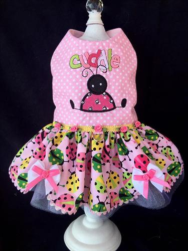 Cuddle Bug Dress