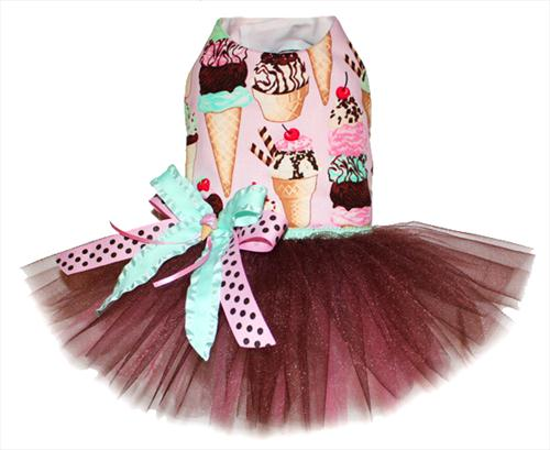 Neopolitan Tutu Dress