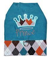 Argyle Prince Vest