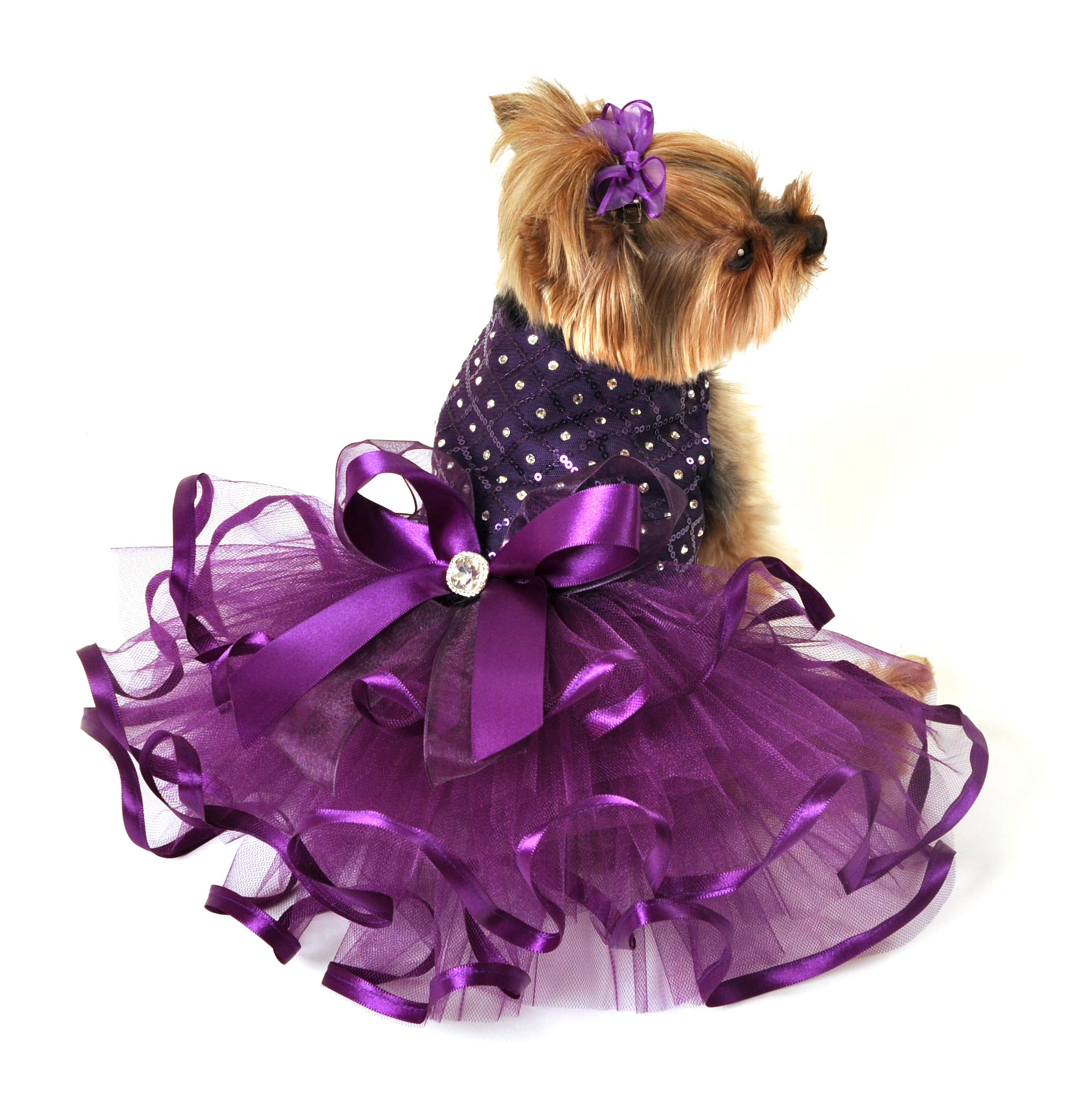 Exquisite Designer Custom Made Dog Clothing Tinkerbell S